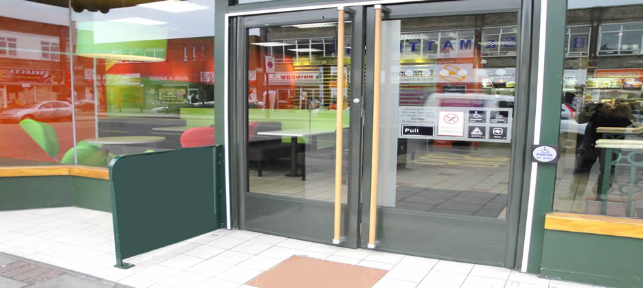 Assisted Automatic Doors Wigan