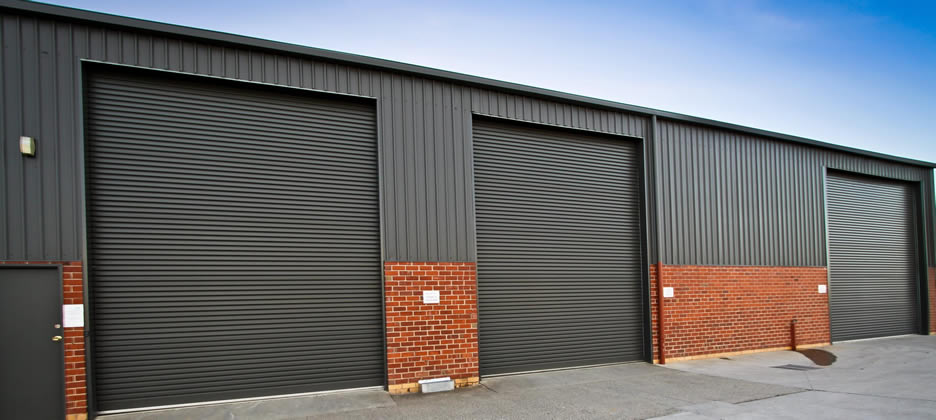 Industrial Roller Doors Repaired Leigh